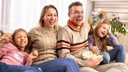 El cine, una excelente propuesta educativa en familia