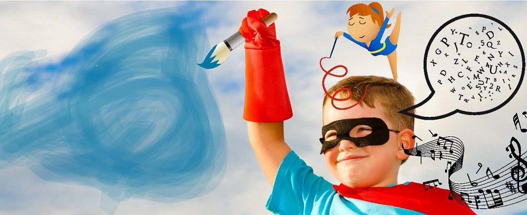 Incentivar su creatividad les ayuda a descubrir su propio camino