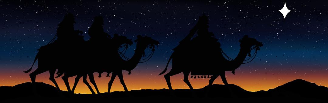¿Este año vienen los Reyes Magos?
